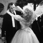 Scrooged present 1988 Bill Murray Carol Kane-1
